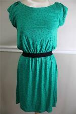 NWT Lilly Pulitzer LANEY emerald green pinup dress SIZE M (DR1000)
