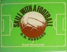 Skill with a Football, Hubbard, Douglas N., Very Good Book