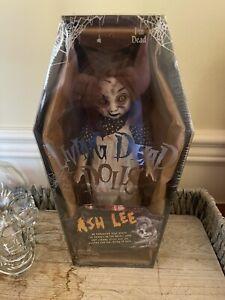 Living Dead Dolls Ash Lee Series 34 Doll SEALED NEW