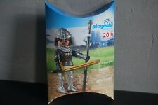 Playmobil PCC Sonderfigur 2016   Jeanne d'Arc Johanna von Orléans NEU/OVP/RAR