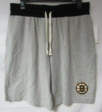 Boston Bruins Mens Size Large Cotton French Terry Shorts A1 1888