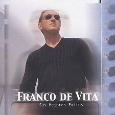 Sus Mejores Exitos by Franco De Vita (CD, Jul-2000, 2 Discs, Sony Music Distribu
