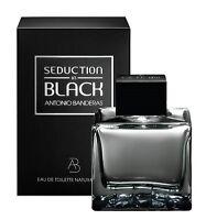 Antonio Banderas Seduction Black EDT 100ml Eau De Toilette for Men/Herren