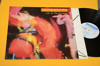 Dissidenten LP Life at The Pyramids 1° St Orig Italy NM! Top *New*