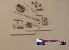 P&D Marsh N Scale N Gauge M20 Telescopic platform lift kit requires painting