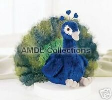 "12"" Perry the Peacock Bird Plush Stuffed Animal Toy"