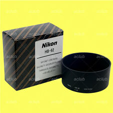 Genuine Nikon HB-62 Lens Hood for AF-S 85mm f/1.8G