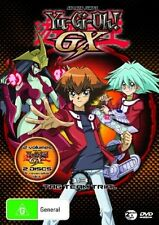 Yu-Gi-Oh! GX : Vol 1 : Part 3-4 (DVD, 2006, 2-Disc Set) VGC Pre-owned (D104)