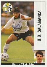 MARTIN VELLISCA # ESPANA UD.SALAMANCA STICKER CROMO PANINI LIGA 1996 ESPANA