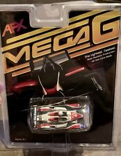 AFX TOMY RACEMASTER #3 Audi R10 TDI Power Le Mans, Mega-G Slot Car, NEW