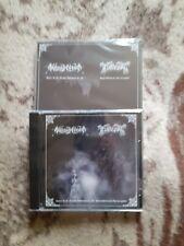 EVILFEAST/GNIPAHALAN-storm av ra nordisk dodskont del.II...-CD-black metal