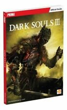 NEW Dark Souls III: Prima Official Game Guide by Prima Games