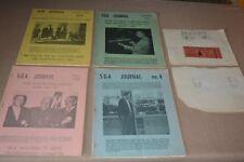 Early Electric Toy Train Literature Standard Gauge Association SGA Louis Hertz