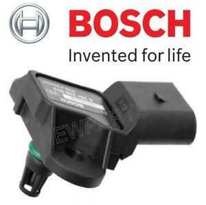 For Audi A4 A6 Q7 S6 Volkswagen Passat Brake Pressure Sensor Bosch 0261230053