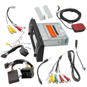 Car Stereo Radio Sat Nav SWC DAB DVD Player For BMW 5 & 7 Series E38 E39 E53 X5