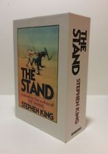 CUSTOM SLIPCASE Stephen King THE STAND 1st Edition / 1st Printing