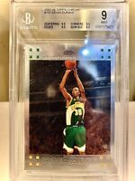 2007-08 Topps Chrome #131 KEVIN DURANT Rookie RC BGS 9 Mint
