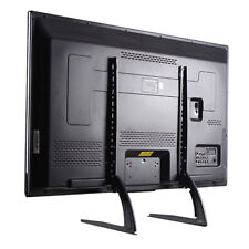 """Universal LCD LED HD TV Mount Table Top TV Stand Base for 32"""" - 70"""" Flat Screen"""