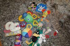 Baby Set Spieluhr Türstopper Gurtschoner Bugs Schmusetuch Ball Quake