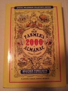 The Old Farmers Almanac 2000
