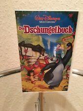 Das Dschungelbuch - VHS, Video Kassette, Walt Disneys Meisterwerk