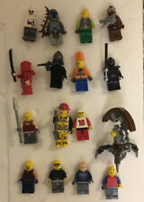 Lego 15x Minifigures Lot With Tools And Weapons (incl. Kai ZX From Ninjago)