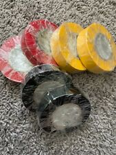 Electrical Tape 6 Rolls 50ft Each Roll