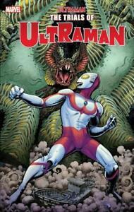 Trials Of Ultraman Marvel Poster  Folded