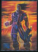 1995 Marvel Masterpieces Trading Card #12 Bishop