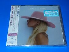 2016 JAPAN LADY GAGA JOANNE CD w/1 BONUS TRACK FOR JAPAN ONLY /TOTAL 15 TRACKS