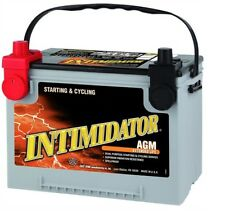 DEKA GENUINE NEW 9A78 Intimidator AGM Battery 890Amp Cranking Power (Group 78)