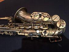 Selmer Mark vi Alto Saxophone 1957