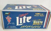 Nascar Rusty Wallace #2 Elvis Presley Ford 1:24 Miller Lite Diecast 1998