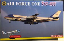 Dragon Air Force One 747-400 1/144 Display FS NEW Model Kit 'Sullys Hobbies'