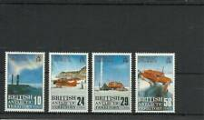BAT SG163-166 TRANS -ANTARCTIC EXPEDITION MNH