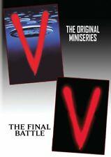 V Original TV Mini-Series & The Final Battle NEW COMPLETE SERIES DVD BUNDLE SET