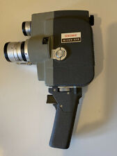 Vintage Super 8 Sekonic Micro Eye Camera with carrier Leather Case - Tested