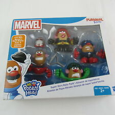 Playskool Friends Mr. Potato Head Marvel Super Rally Pack