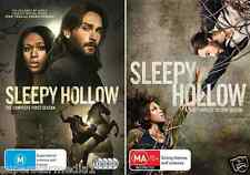 Sleepy Hollow Season 1 & 2 : NEW DVD