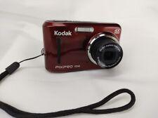 Kodak PIXPRO FZ43 Digital Camera (Red)