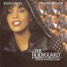 NEW CD Whitney Houston The Bodyguard (Original Soundtrack Album) Kevin Costner