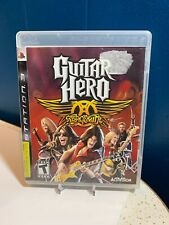 Guitar Hero: Aerosmith PlayStation 3 PS3