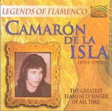 Camaron De La Isla : Legends of Flamenco Series CD