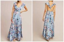 Anthropologie Yumi Kim Hudson Floral Dress $268 Sz S - NWT