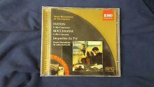 JACQUELINE DU PRE - HAYDN BOCCHERINI (BARENBOIM). CD EMI CLASSICS