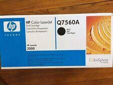 HP Laser Jet Cartridge Black Laserjet Toner Color Sphere 3000