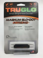 Truglo Magnum Glo-Dot Xtreme Magnetic 10 gauge Shotgun Fiber Sight Mount Tg912Xa