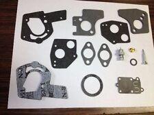 5 HP Briggs & Stratton 495606 Carburetor Repair Kit And Choke Shaft Kit 497230