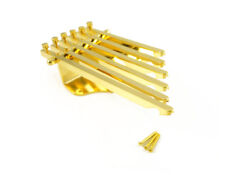 WD MUSIC FGTP-G GOLD FINGER TAILPIECE TAILPIECE Howard Roberts Fusion