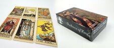 X78 Tarot Cards Deck Old Vintage Rider Original style Smith A.E. Waite artwork